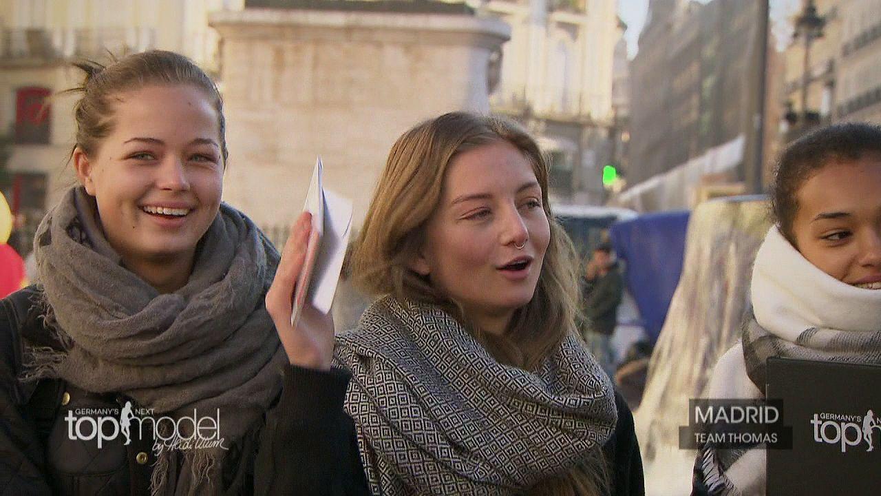 GNTM-11-Sendung3_011 - Bildquelle: ProSieben