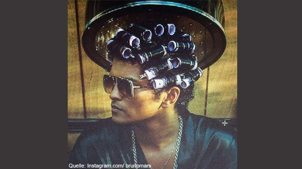 Bruno-Mars-Schnappi-Instagram-com-brunomars - Bildquelle: Instagram.com/ brunomars