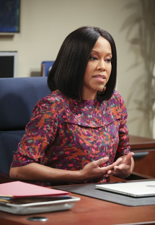 Janine Davis (Regina King) - Bildquelle: Michael Yarish 2019 WBEI. All rights reserved. / Michael Yarish