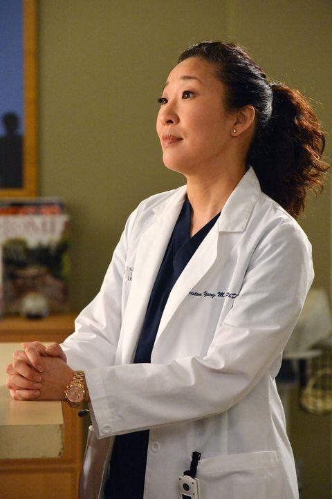 Christina (Sandra Oh) wird bewusst, dass sie als Besitzerin eines Krankenhauses schon viel mehr erreicht hat, als andere Ärzte in ihrem Alter und s... - Bildquelle: ABC Studios