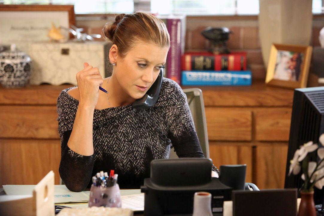 Leidet sehr am Tod von Marc Sloan: Addison (Kate Walsh) ... - Bildquelle: ABC Studios