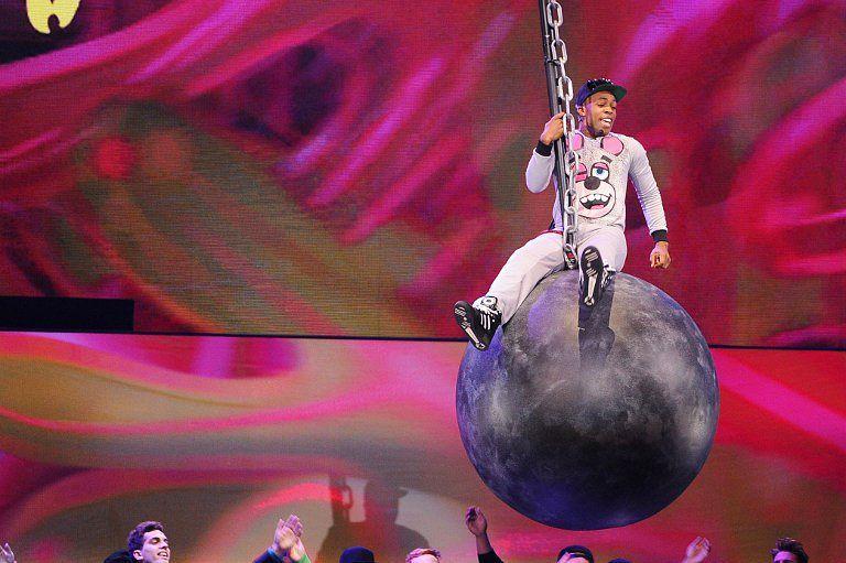 Kids-Choice-Awards-Todrick-Hall-14-03-29-getty-AFP - Bildquelle: getty-AFP