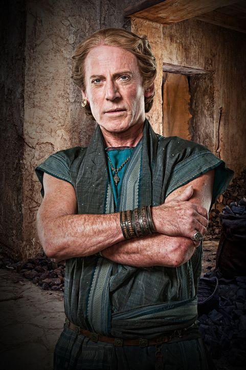 Ein enger Freund von Quintus Lentulus Batiatus: Solonius (Craig Walsh-Wrightson) ... - Bildquelle: 2010 Starz Entertainment, LLC