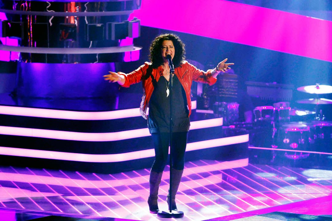 mayamo-01-the-voice-of-germany-staffel-2-epi05-showjpg 2100 x 1400 - Bildquelle: SAT.1/ProSieben/Richard Hübner