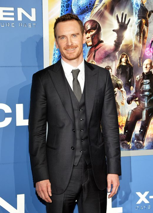 X-Men-Days-of-Future-Past-Premiere-New-York-Michael-Fassbender-1-140510-getty-AFP - Bildquelle: getty-AFP