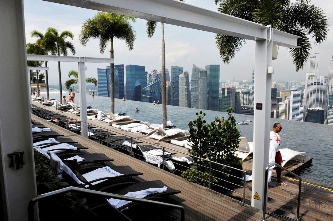 GNTM-Stf09-Epi01-Singapur-Ankunft-32-ProSieben-Oliver-S - Bildquelle: ProSieben/Oliver S.