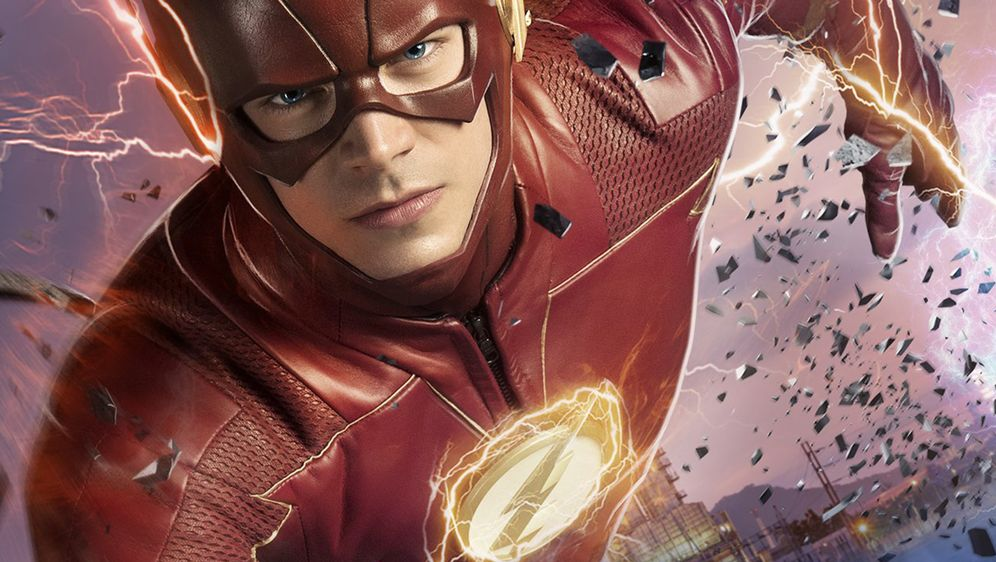 the flash staffel 4 prosieben