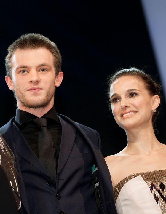 Berlinale-Jannis-Niewoehner-Natalie-Portmann-15-02-09-dpa - Bildquelle: dpa