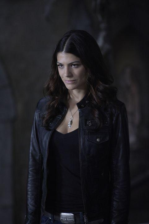 Das Ende ist nah - der Zeitpunkt der Apokalypse ist gekommen: Sam schließt sich Ruby (Genevieve Cortese) an, um die Dämonin Lilith zu vernichten ... - Bildquelle: Warner Bros. Television