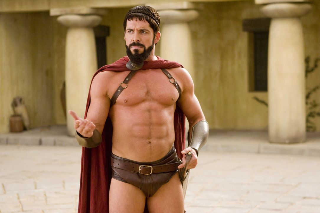 Leonidas (Sean Maguire) - Bildquelle: Doug Hyun 2008 Twentieth Century Fox Corporation. All rights reserved. Not for sale or duplication.