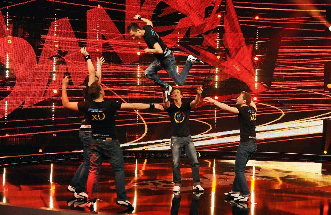 Got-To-Dance-Jump-Jump-04-SAT1-ProSieben-Willi-Weber - Bildquelle: SAT.1/ProSieben/Willi Weber