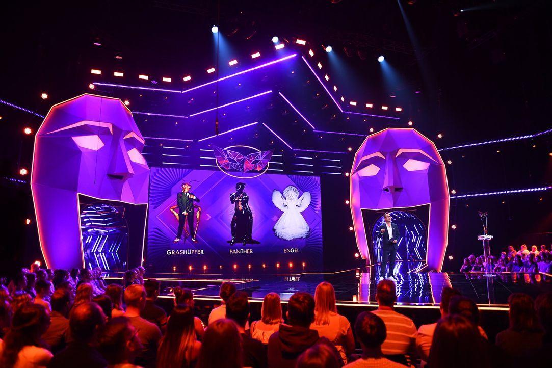 2.Live-Show_1752643 - Bildquelle: ProSieben/Willi Weber