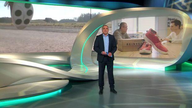 Galileo - Galileo - Dienstag: Laufschuhe, Die Nicht Kaputt Gehen?