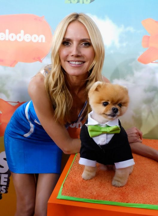 Nickelodeon-07-heidi-getty-AFP - Bildquelle: getty-AFP