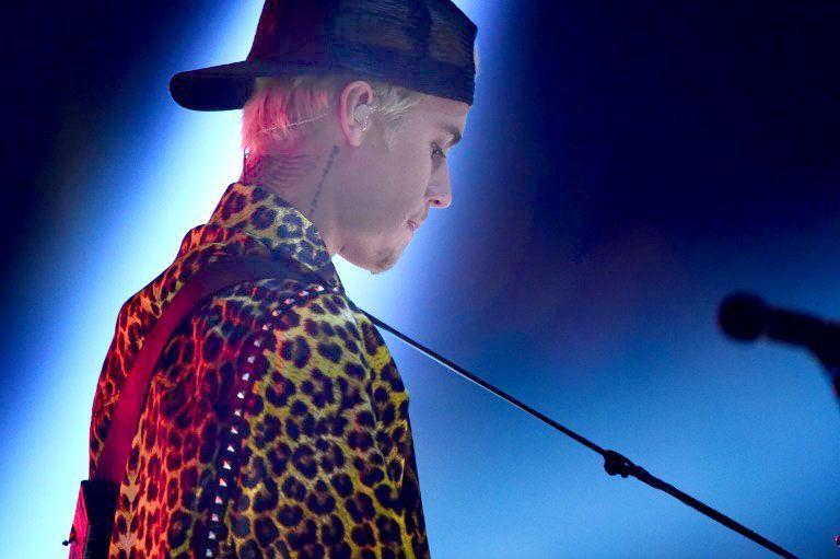 10 Justin Bieber - Bildquelle: AFP