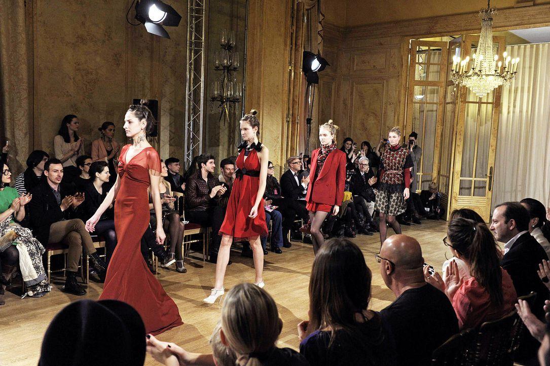 germanys-next-topmodel-stf07-epi10-fashion-show-luisa-008-oliver-s-prosiebenjpg 1950 x 1298 - Bildquelle: ProSieben/Oliver S.