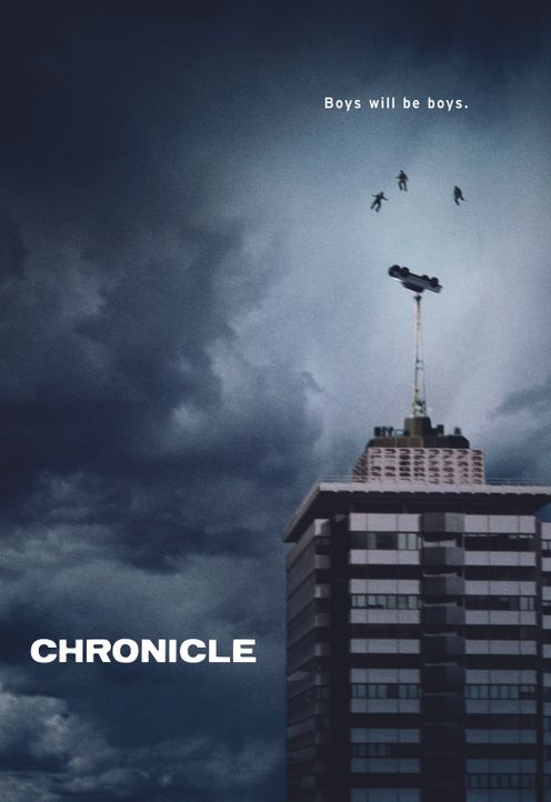 CHRONICLE - WOZU BIST DU FÄHIG? - Artwork - Bildquelle: TM and   2012 Twentieth Century Fox Film Corporation.  All rights reserved.  Not for sale or duplication.