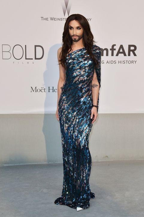 Cannes-Filmfestival-Conchita-Wurst-140522-2-AFP - Bildquelle: AFP
