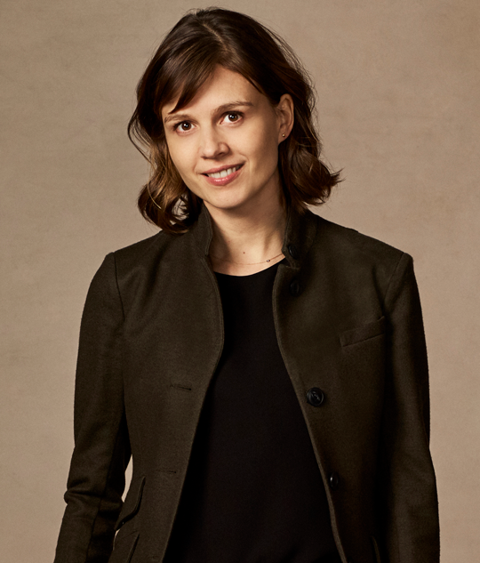 Kristen Bouchard (Katja Herbers)