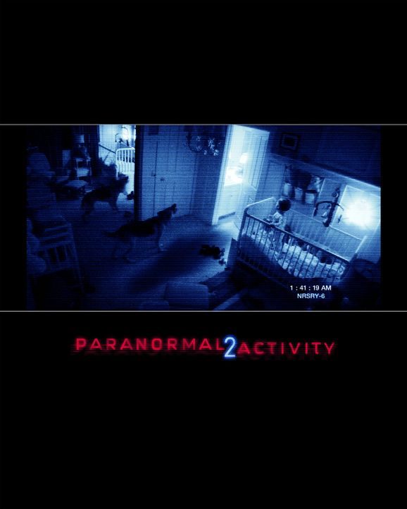 PARANORMAL ACTIVITY 2 - Artwork - Bildquelle: 2010 by Paramount Pictures. All Rights Reserved.