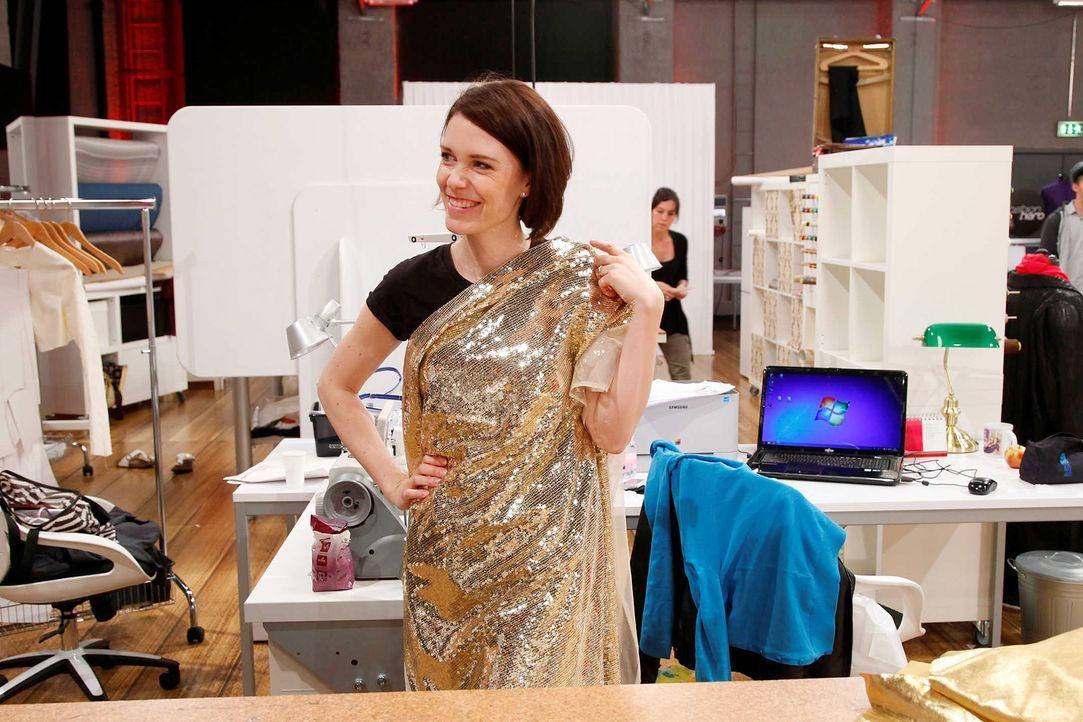 Fashion-Hero-Epi05-Atelier-16-ProSieben-Richard-Huebner - Bildquelle: Richard Huebner