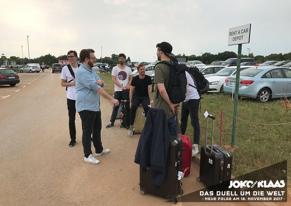 Team_DudW - Bildquelle: ProSieben/FloridaTV