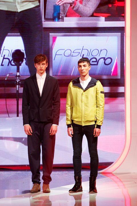 Fashion-Hero-Epi02-Gewinneroutfits-Tim-Labenda-04-S-Oliver-Richard-Huebner-TEASER - Bildquelle: ProSieben / Richard Huebner