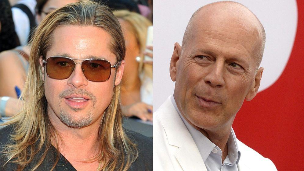 """Bruce Willis und Brad Pitt: """"12 Monkeys"""" kommt bald als TV"""