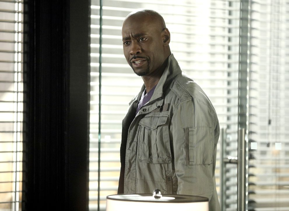 Amenadiel (D.B. Woodside) - Bildquelle: 2017 Fox Broadcasting Co.