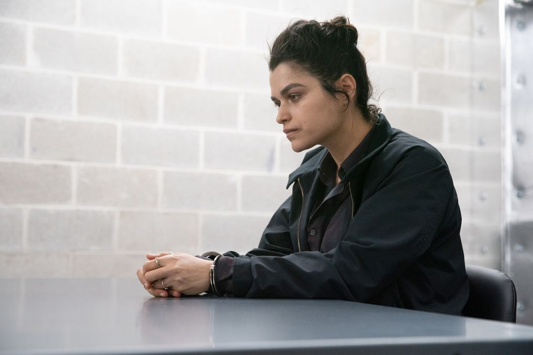 Gina Graham (Eve Harlow) - Bildquelle: Sandy Morris 2019-2020 Twentieth Century Fox Film Corporation.  All rights reserved / Sandy Morris