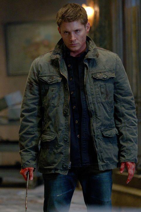 Kann Samuel Dean (Jensen Ackles) davor beschützen, zu dem zu werden, was er selber verabscheut? - Bildquelle: Warner Bros. Television