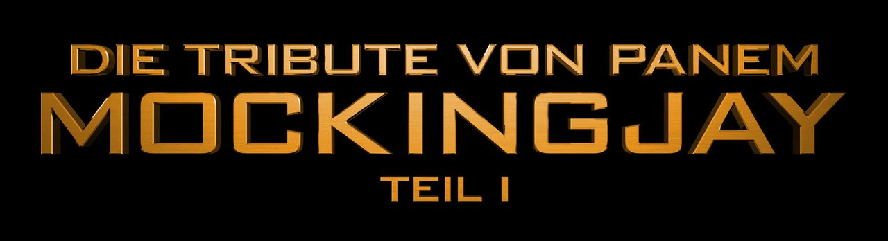 DIE TRIBUTE VON PANEM - MOCKINGJAY TEIL 1 - Logo - Bildquelle: TM &   2014 Lions Gate Entertainment Inc. All rights reserved.