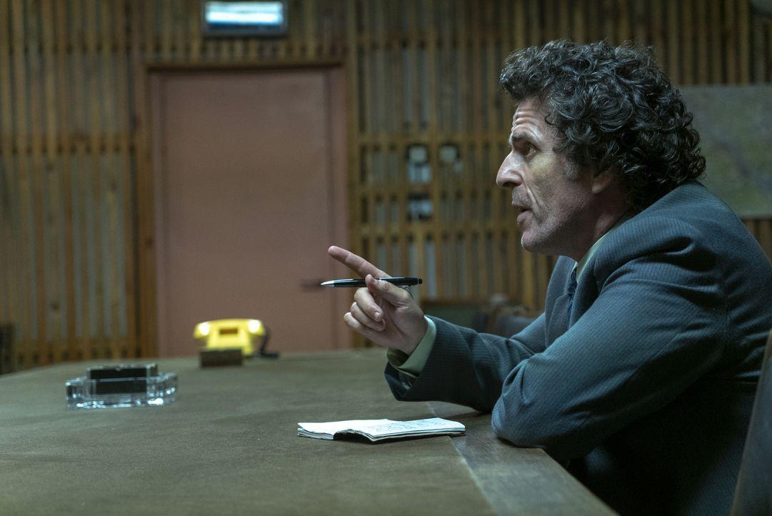 Viktor Bryukhanov (Con O'Neill) - Bildquelle: Liam Daniel Sky UK Ltd/HBO / Liam Daniel