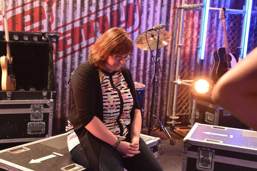 Ep2_Meike_Backstage - Bildquelle: SAT.1/ProSieben/Andre Kowalski