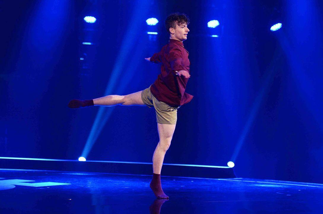 Got-To-Dance-Daniele-Sibilli-02-SAT1-ProSieben-Willi-Weber - Bildquelle: SAT.1/ProSieben/Willi Weber