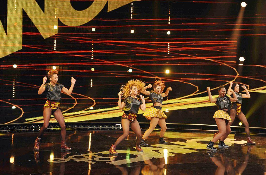 Got-To-Dance-Afro-Flavour-01-SAT1-ProSieben-Willi-Weber - Bildquelle: SAT.1/ProSieben/Willi Weber