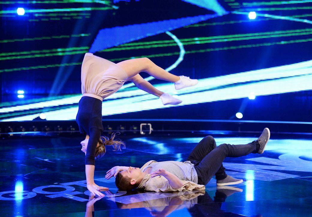 Got-To-Dance-2Levitate-06-SAT1-ProSieben-Willi-Weber - Bildquelle: SAT.1/ProSieben/Willi Weber