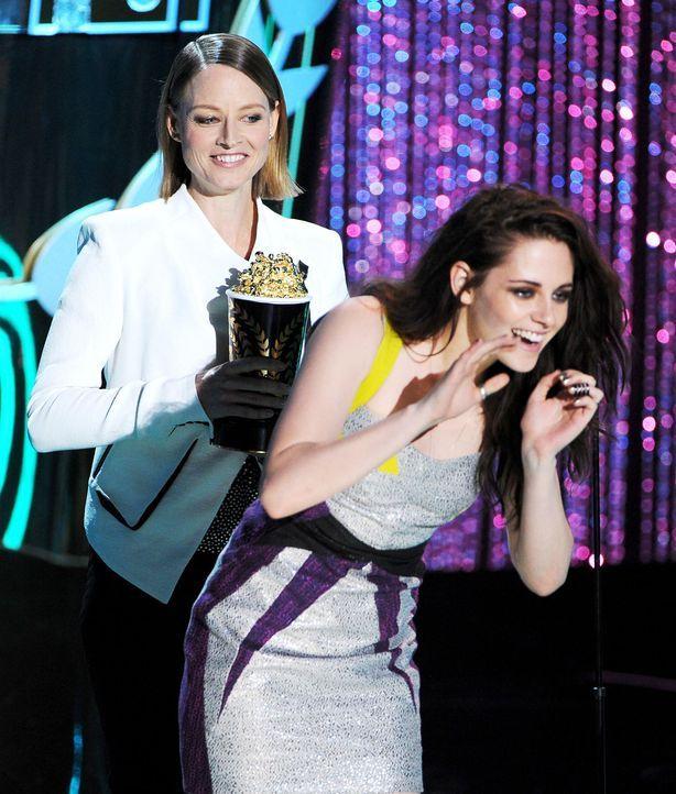 mtv-movie-awards-jodie-foster-kristen-stewart-12-06-03-getty-afpjpg 1693 x 1990 - Bildquelle: getty-AFP
