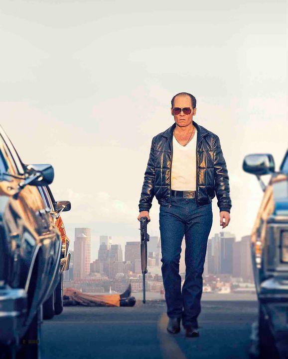 Johnny-Depp-Black-Mass-2015Warner-Bros-Ent - Bildquelle: 2015 Warner Bros Ent.