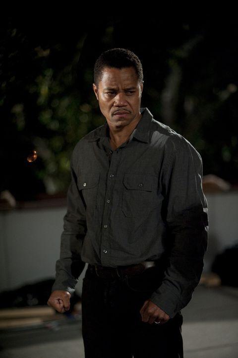 Bei seiner Suche nach dem Serienkiller macht Lewis Hicks (Cuba Gooding Jr.) eine Entdeckung, die ihm keiner glauben will ... - Bildquelle: 2011 Sony Pictures Worldwide Acquisitions Inc. All Rights Reserved.