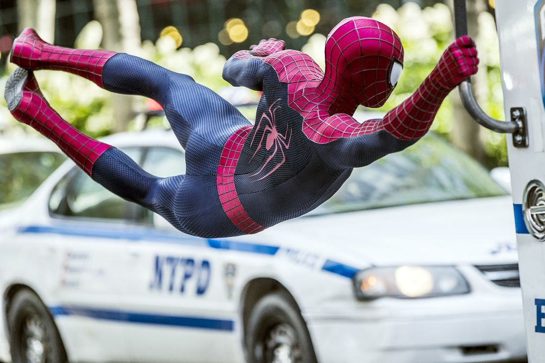 the-amazing-spider-man-2-15-Sony-Pictures - Bildquelle: 2013 Sony Pictures Releasing GmbH