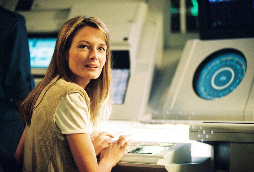 Die Entwicklerin des Zeitsprungprogramms, Sonia Rand (Catherine McCormack), befürchtet schon seit geraumer Zeit, dass die Zeitreisesafaris in die V... - Bildquelle: ApolloMedia