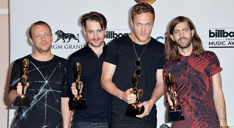 Billboard-Music-Awards-Imagine-Dragons-14-05-18-getty-AFP - Bildquelle: getty-AFP