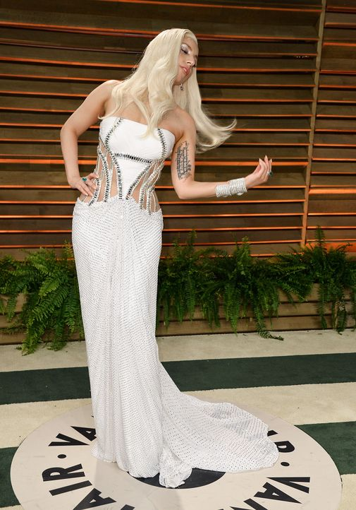 Oscars-Vanity-Fair-Party-Lady-Gaga-130302-2-getty-AFP - Bildquelle: getty-AFP