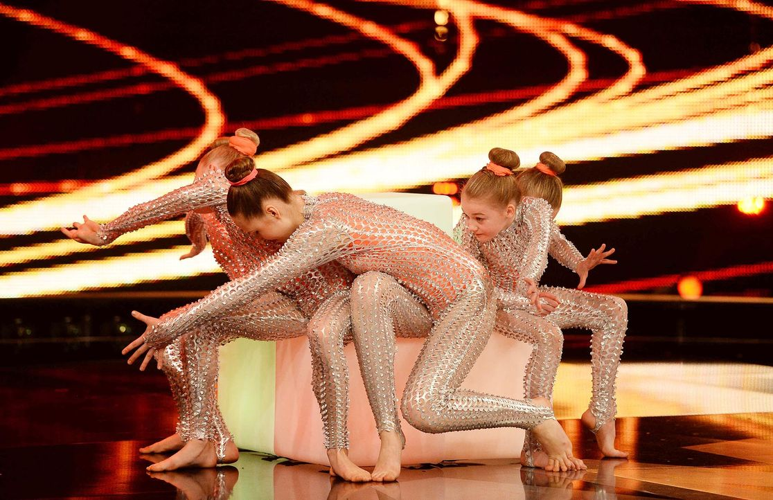 Got-To-Dance-Showgirls-05-SAT1-ProSieben-Willi-Weber - Bildquelle: SAT.1/ProSieben/Willi Weber