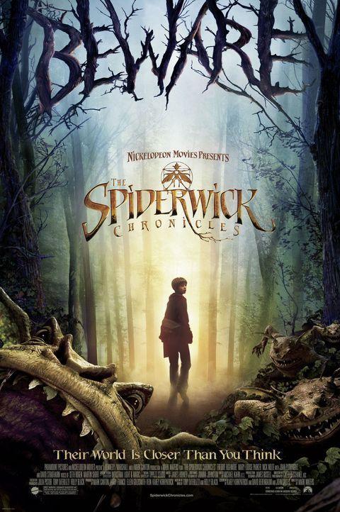 """""""Die Geheimnisse der Spiderwicks"""" - Plakatmotiv - Bildquelle: Paramount Pictures"""