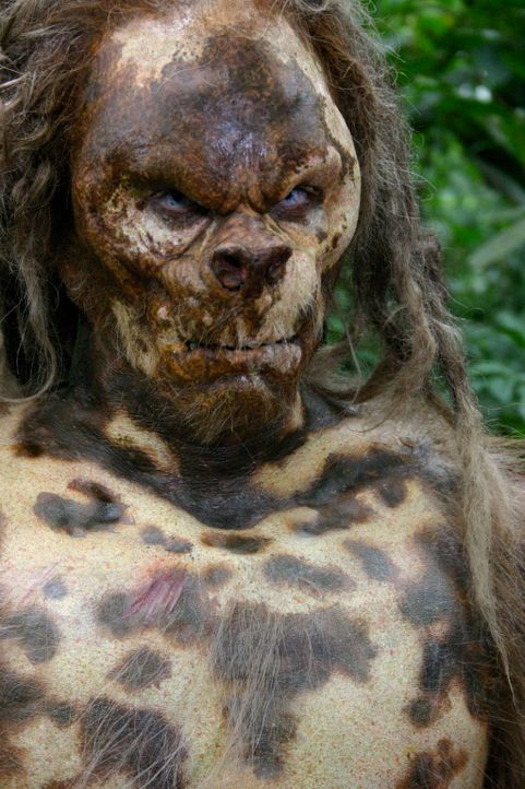 Eine Rasse uralter Kreaturen lebt in den Höhlen dieser Insel. Die Wesen sind Raubtiere und essen einfach alles, an dem Fleisch dran ist. Also auch S... - Bildquelle: Voltage Pictures