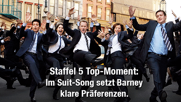 HIMYM Top Moment9 - Bildquelle: twentieth Century Fox and all of its entities all rights reserved