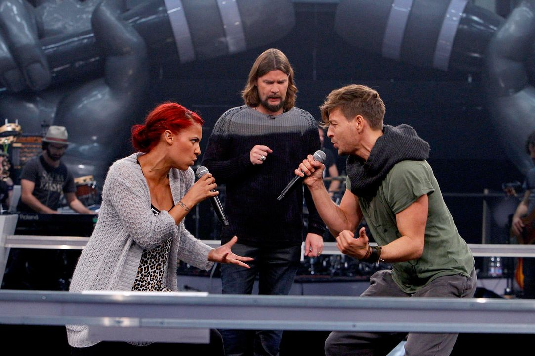 battle-luca-vs-jenna-05-the-voice-of-germany-huebnerjpg 1700 x 1133 - Bildquelle: SAT1/ProSieben/Richard Hübner