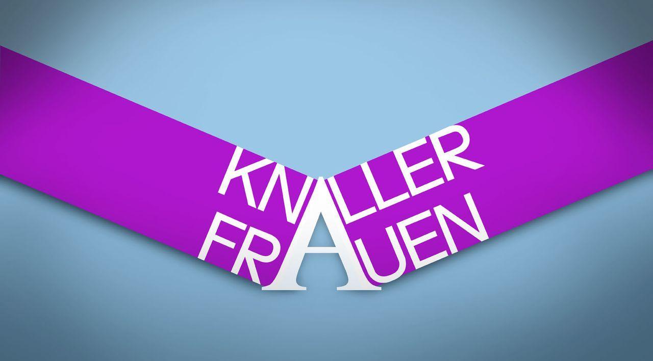 Knallerfrauen - Logo - Bildquelle: SAT.1